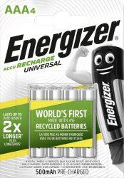 ENERGIZER Universal B4 AAA 500mAh mikro akku