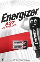ENERGIZER A27 B2 alkáli 2 db (10/karton)