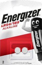 ENERGIZER LR54/189 B2 alkáli 2 db (10/karton)
