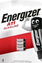 ENERGIZER A11/E11A B2 alkáli 2 db (10/karton)