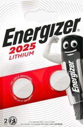 ENERGIZER CR2025 B2 Líthium 2 db (10/karton)