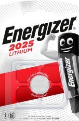 ENERGIZER CR2025 B1 Líthium 1 db (10/karton)
