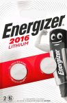 ENERGIZER CR2016 B2 Líthium 2 db (10/karton)