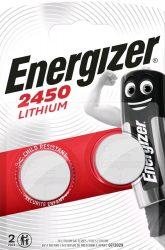 ENERGIZER CR2450 B2 Líthium 2 db (10/karton)