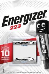 ENERGIZER 223 Photo B1 Líthium 1 db (6/karton)
