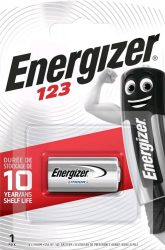 ENERGIZER 123 Photo B1 Líthium 1 db (6/karton)