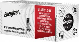 ENERGIZER 392/384 B1 Silver Oxide óra elem (10/karton)
