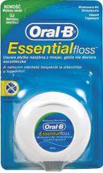 Oral-B Essential Floss fogselyem 50m (12/karton)