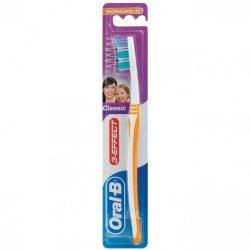 Oral-B Classic 3 Effect 40 Medium fogkefe (12/karton)
