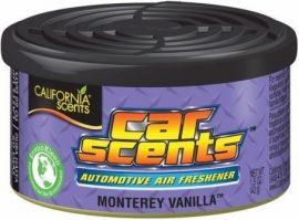California Scents MONTEREY VANILLA autóillatosító konzerv 42 g (12 db/karon)