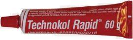 Technokol Rapid 60 g piros univerzális iskolai és barkácsragasztó (100/karton)