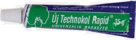 Technokol Rapid 35 g ÚJ kék univerzális iskolai és barkácsragasztó (100/karton)