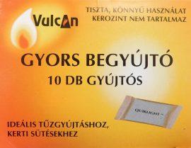 Vulcan gyors begyújtó 10 db-os (12/karton)