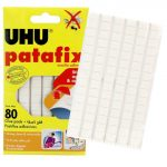 UHU Patafix fehér, BL 80 db  (12/karton)