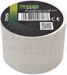 PVC Szigetelőszalag 20m*50mm FEHÉR (100/karton)