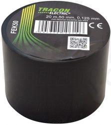 PVC Szigetelőszalag 20m*50mm FEKETE (100/karton)