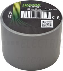 PVC Szigetelőszalag 20m*50mm SZÜRKE (100/karton)
