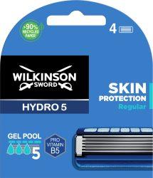 Wilkinson Hydro5 Skin Protector férfi borotvabetét 4 db-os