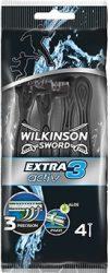 Wilkinson EXTRA3 Activ 4 db-os eldobható borotva (20/karton)