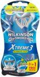 Wilkinson EXTREME3 Ultimate Plus 3+1 db-os eldobható borotva (10/karton)