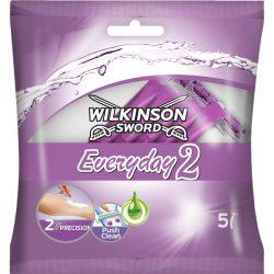 Wilkinson Everyday2 női 5 db-os eldobható borotva (20/karton)