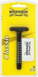 Wilkinson Classic férfi borotvakészülék +5's penge (5/karton)
