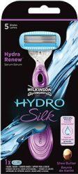 Wilkinson Hydro Silk női borotvakészülék +1 betét (5/karton)